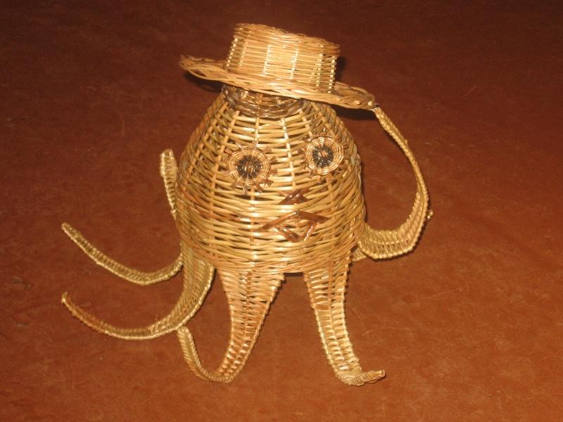 Сувениры - Осьминог
